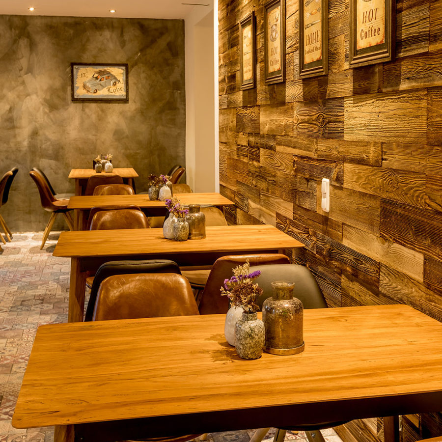 Restaurant Meet & Eat by Riha Magdeburg